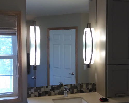 Residential Glass: Custom Mirrors